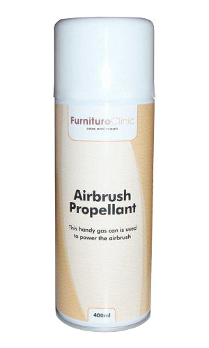 Airbrush Propellant Can