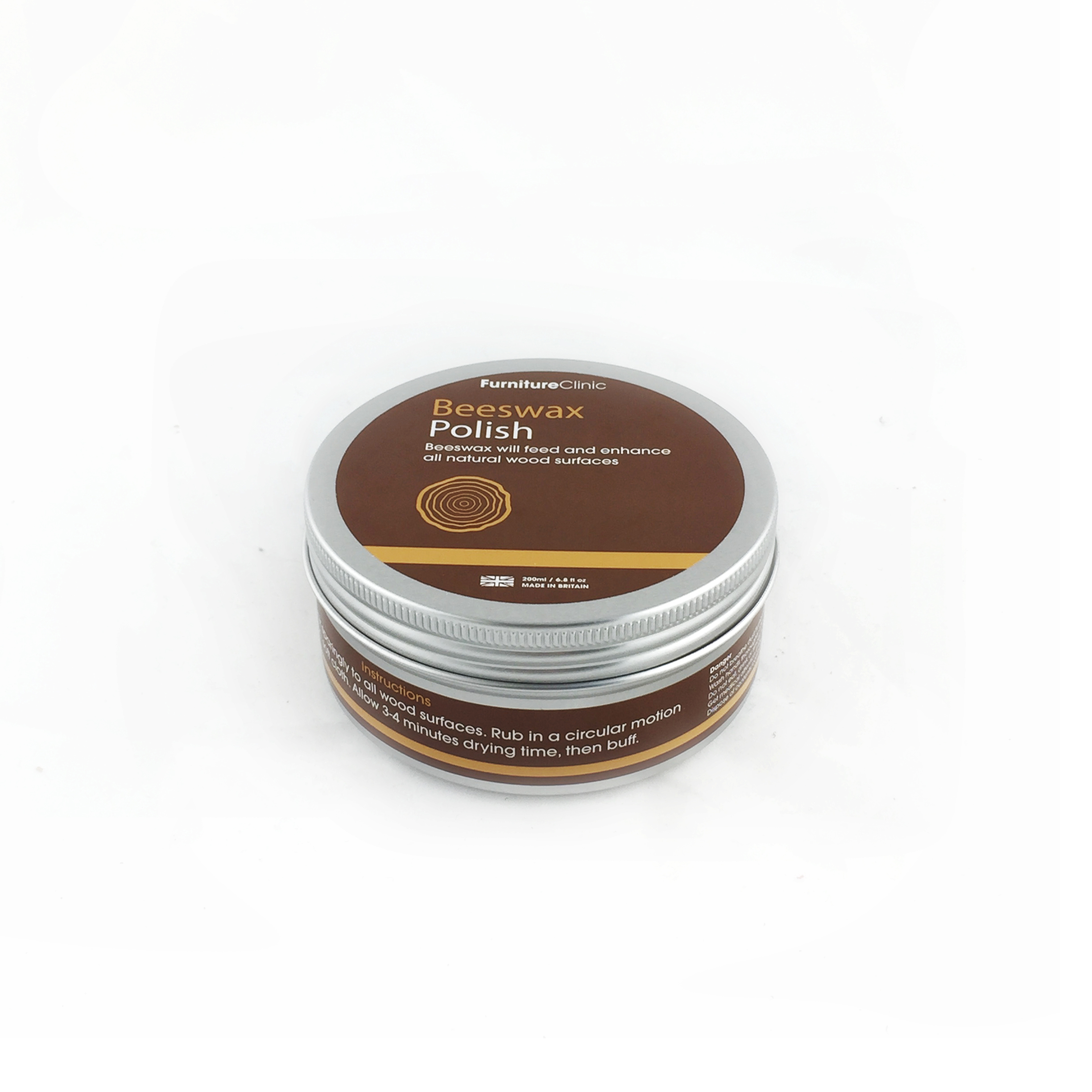 Beeswax Polish Natural Beeswax Polish For All Wooden Surfaces Furniture Clinic