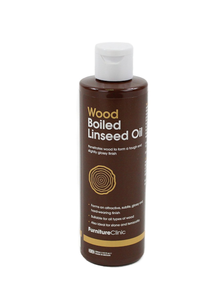 Boiled Linseed Oil