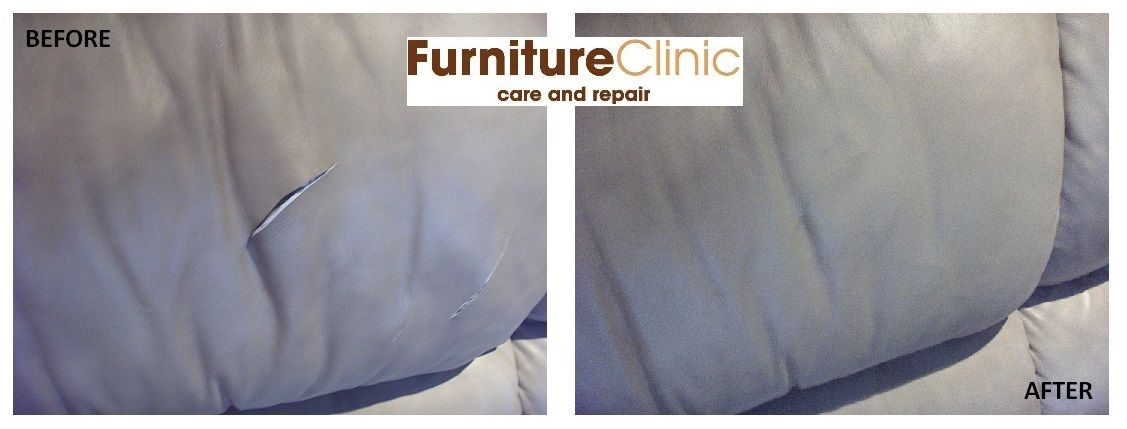 Complete Leather Repair Kit Furniture Clinic