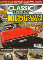 Classic & Sports Car Mag Re-Trim Feature
