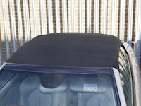 Convertible Roof Dye Kit - Soft Top Restoration After Image