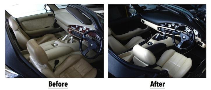 Custom Car Interiors Furniture Clinic