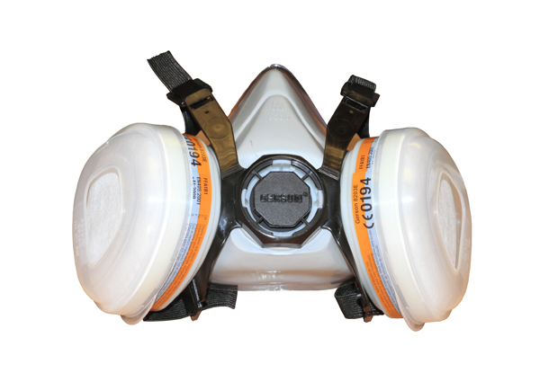 Dual Cartridge Respirator