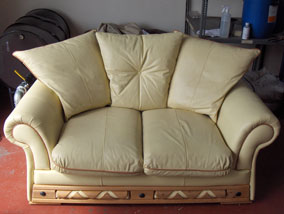Leather furniture upholstery colour change - How to change furniture color ...
