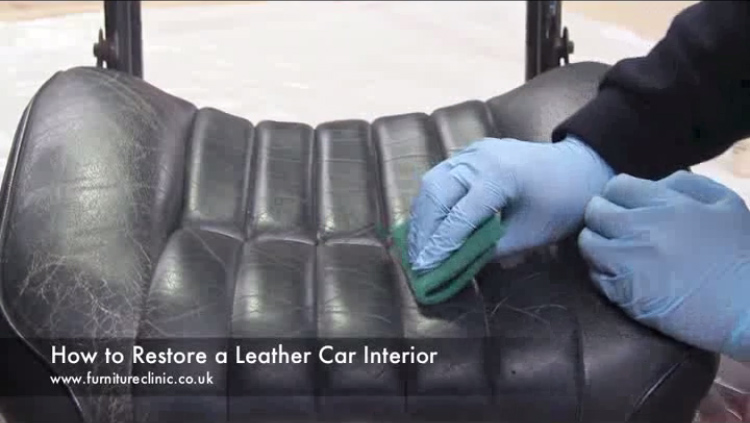 How To Restore A Leather Car Interior