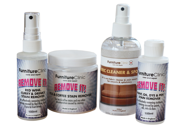 Fabric Stain Removal Kit - Furniture Clinic