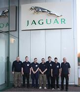 Furniture Clinic run Leather Restoration Seminar for Jaguar Enthusiast Club