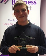 Furniture Clinics Harry Nichol Named Apprentice of the Year