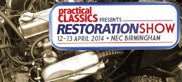 Furniture Clinic showcasing at the Practical Classics Restoration Show