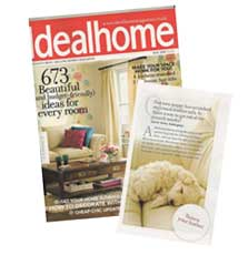 Ideal Home Magazine Recommends Leather Touch Up Kit