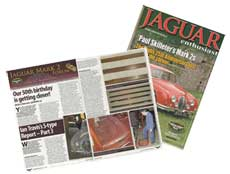 Jaguar Enthusiast Club Feature