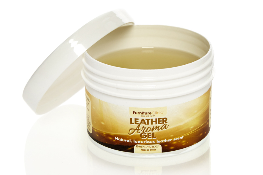 Leather Aroma Gel