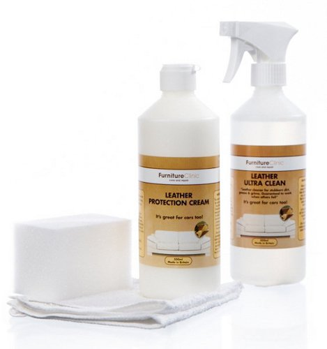 leather care kit - Leather Furniture Care Kit