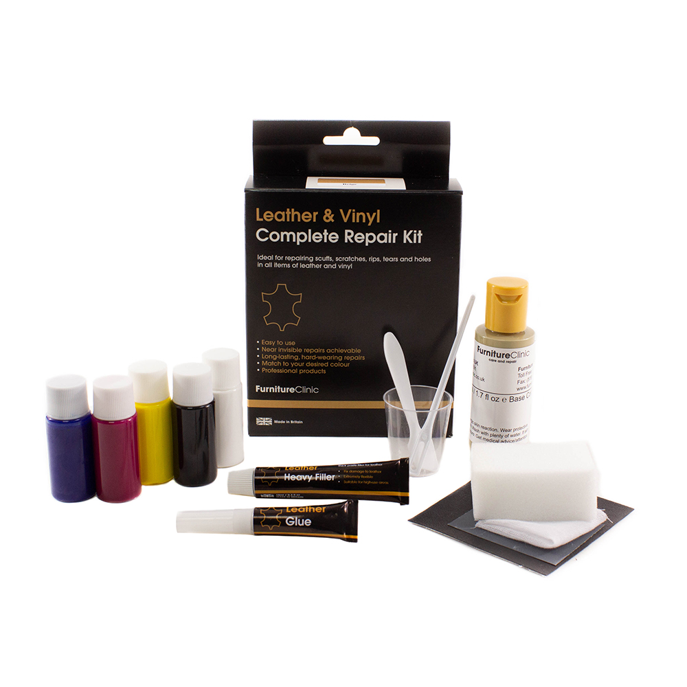 Astonishing Complete Leather Repair Kit Home Remodeling Inspirations Propsscottssportslandcom