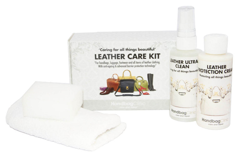 Leather Handbag Care Kit