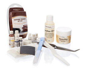 Leather Repair & Touch Up Bundle
