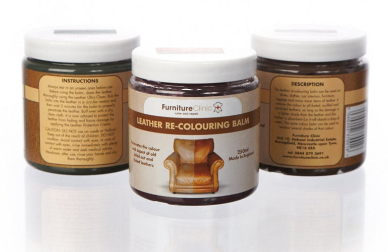 Leather Recolouring Balm Quick Amp Easy Leather Colour