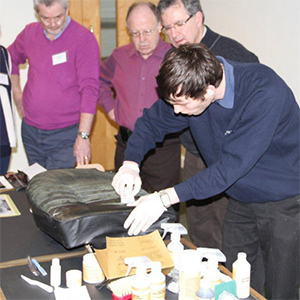 Leather Restoration Seminar