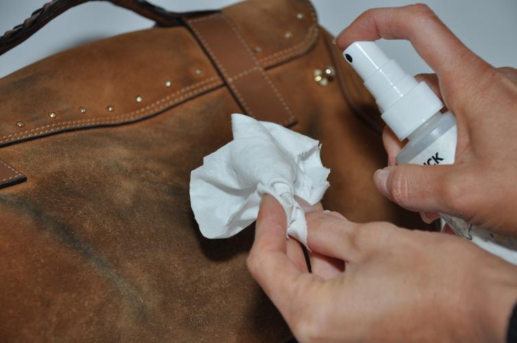 Suede & NuBuck Handbag Care Kit - Furniture Clinic