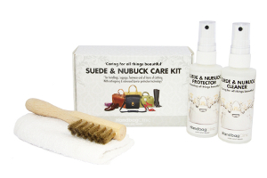 Suede NuBuck Handbag Care Kit