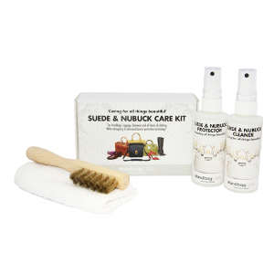 Suede & NuBuck Handbag Care Kit