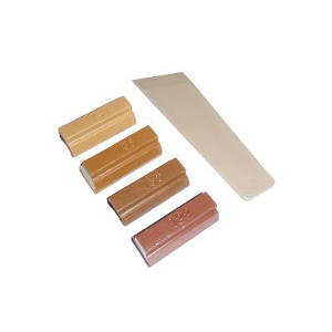 Soft Wax Wood Filler Repair Kit Furniture Clinic