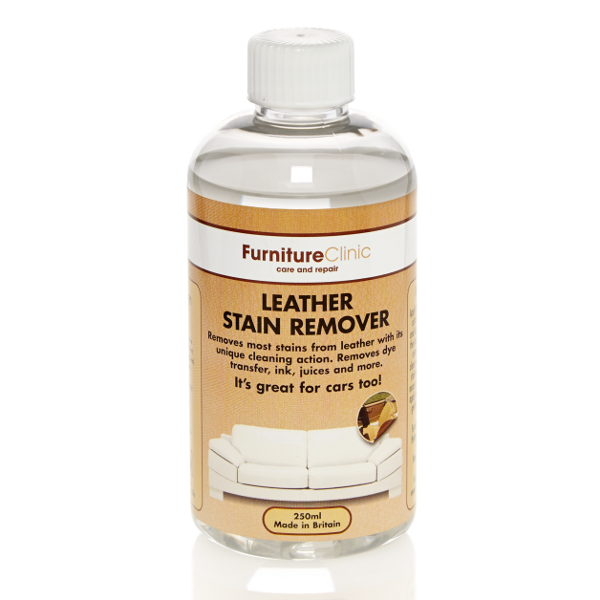 The Guardian Recommends Leather Stain Remover