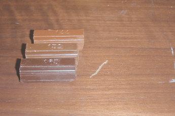 Soft Wax Wood Filler Repair Kit