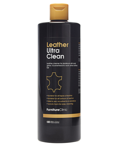 Leather Ultra Clean