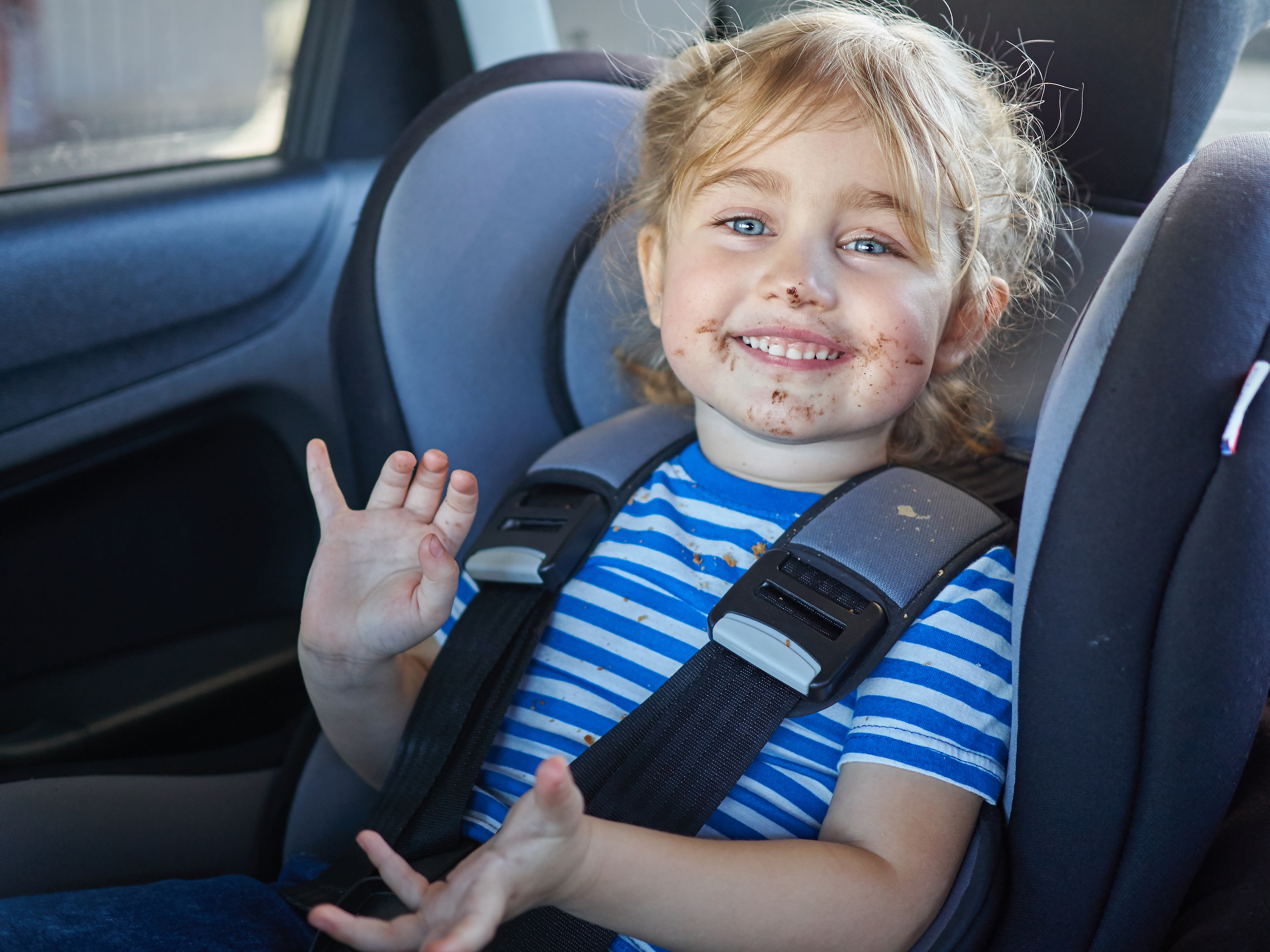 Cleaning Your Car Seats After the School Run