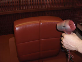 How To Change The Colour Of A Leather Sofa - Furniture Clinic