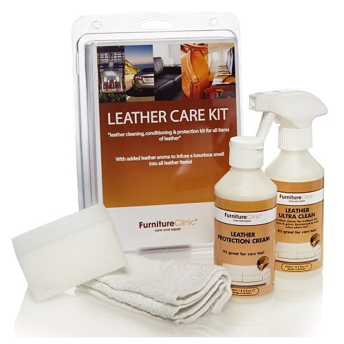 Leather Care Kit Cleans Protects Nourishes Leather Used By Professionals