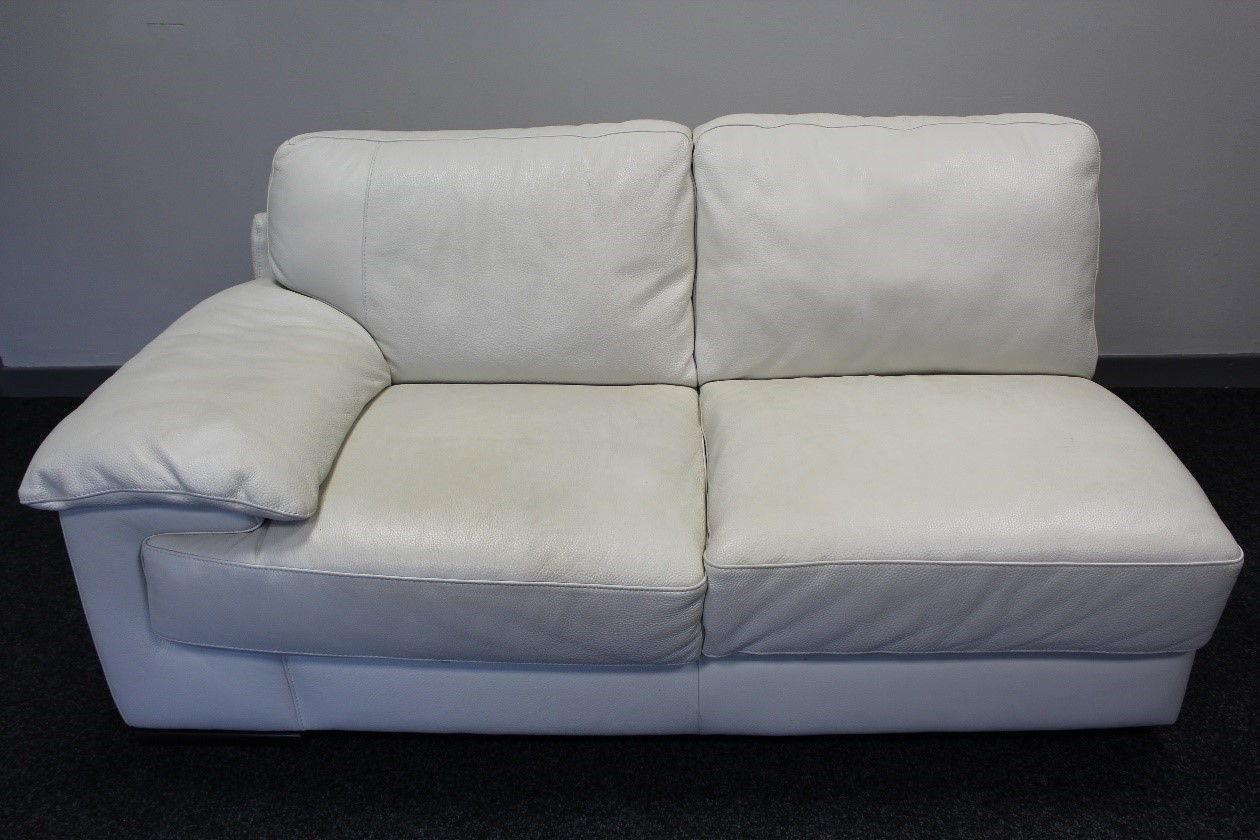 How To Clean White Leather