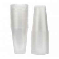 568ml Mixing Cups - 50 Pack