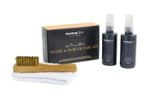Suede & NuBuck Handbag Care Kit