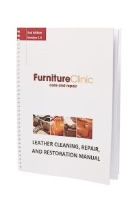 Leather Repair Training Manual