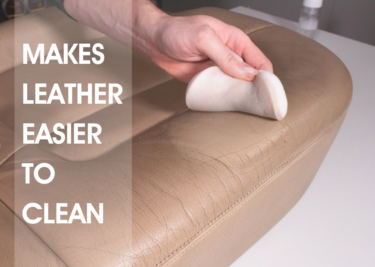 Benefits of leather conditioner