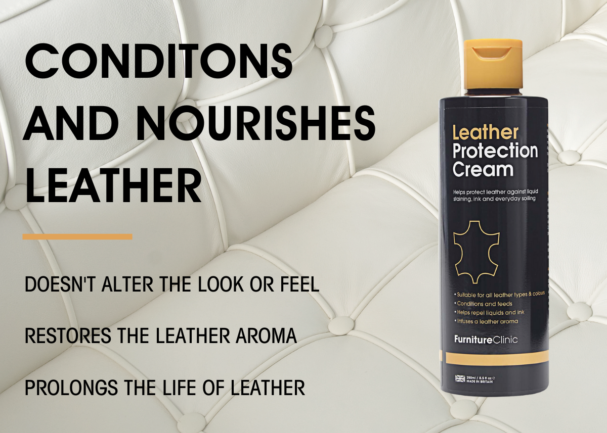 Benefits of Leather Protection Cream