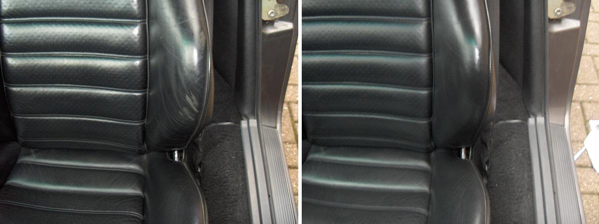 Black Dye car Repair