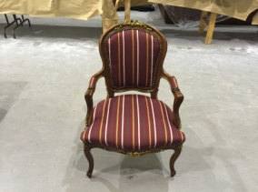 Complete Chair Recover - After