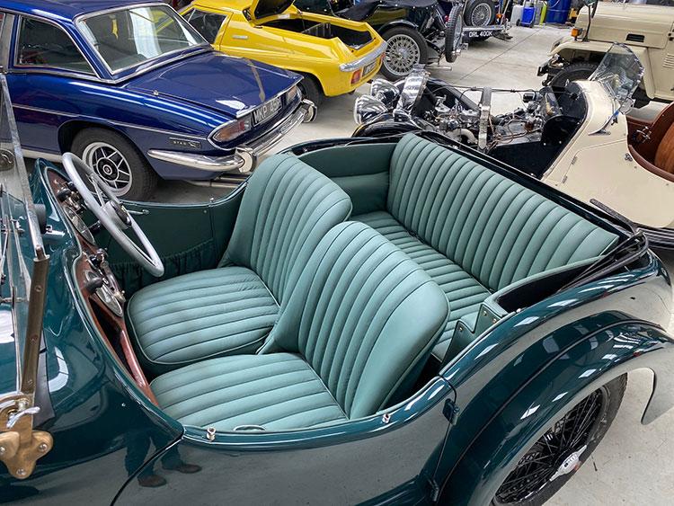 Re-Trim Lagonda Front