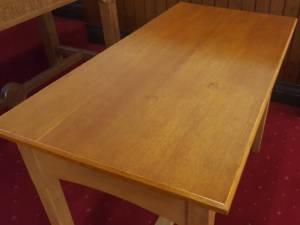 Wood Furniture Restoration Service - After