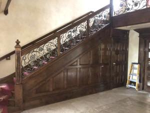 Wood Repair & Restoration - Before