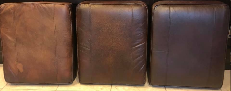Restored Cushions