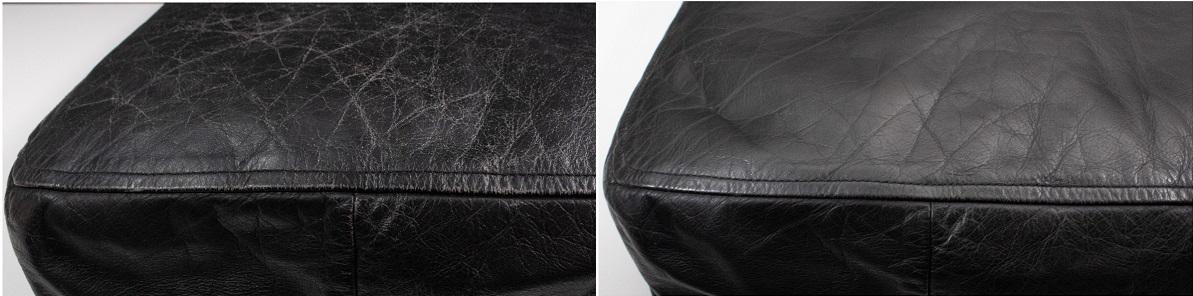Black Leather Dye Balm